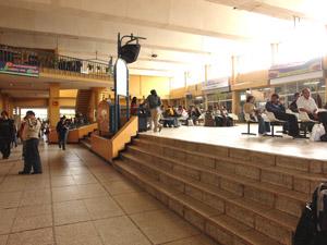 Terminal Terrestre .-