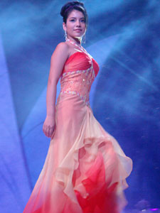 Elección de la Reina del Azuay 2006 .-