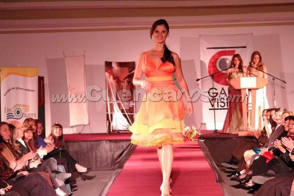 Presentación de las Candidatas a Miss Ecuador 2007 .- Las jóvenes desfilaron trajes de cóctel y de gala y finalmente compartieron con los presentes que acudieron al acto no sólo para conocer a las 19 representantes del Ecuador, sino también para ayudar a los más necesitados de la ciudad