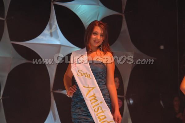 Elección Reina del Azuay 2007 .- Señorita Amistad fue para Karina Bermeo, representante del Cantón El Pan