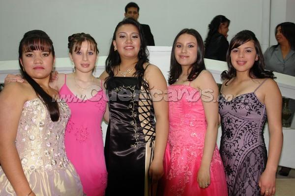 Candidatas a Morlaquita 2008 .-