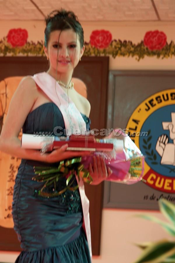 Jenny Fernanda Arévalo candidata a Morlaquita 2008 .-