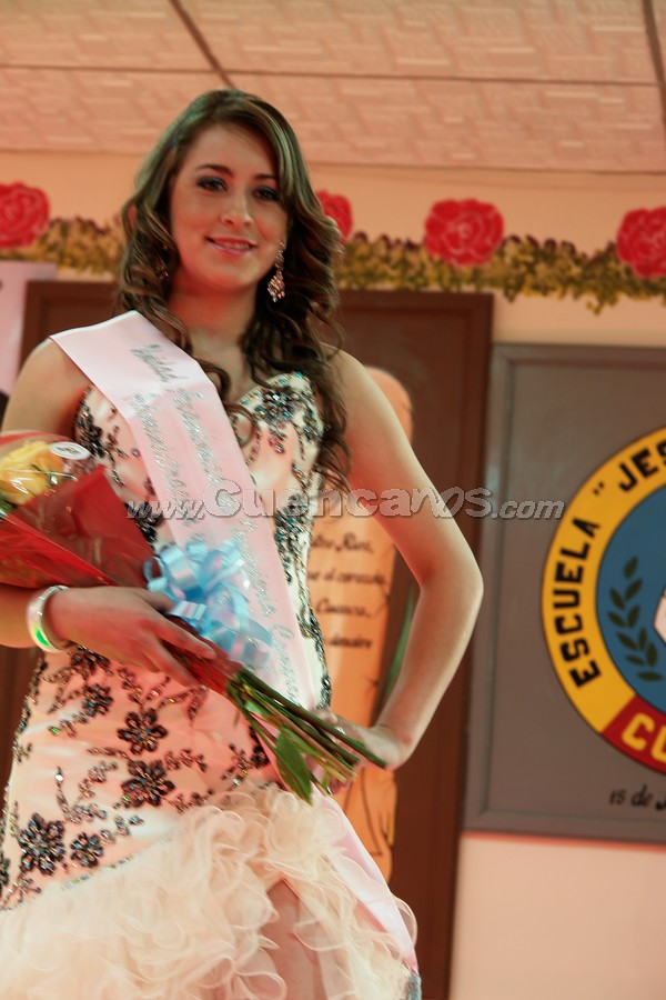Paola Natali Idrovo candidata a Morlaquita 2008 .-