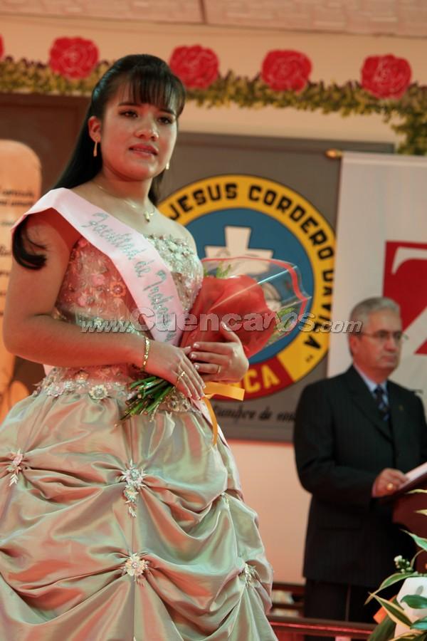 Tatania Carolina Vidal candidata a Morlaquita 2008 .-