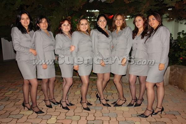 Organizadores del Toreneo Galante Morlaquita 2008 .-