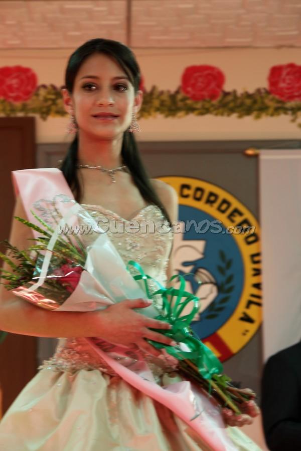 Ana Gabrila Alvarez candidata a Morlaquita 2008 .-