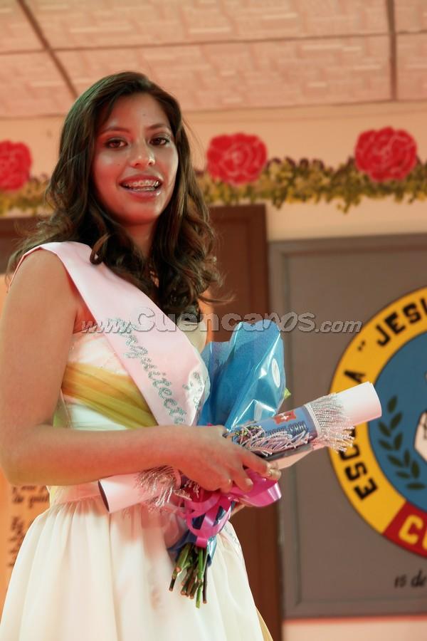 Tamara Paola Urguilés candidata a Morlaquita 2008 .-