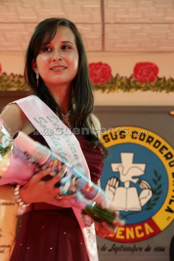 Andrea Elzabeth Cedillo candidata a Morlaquita 2008 .-