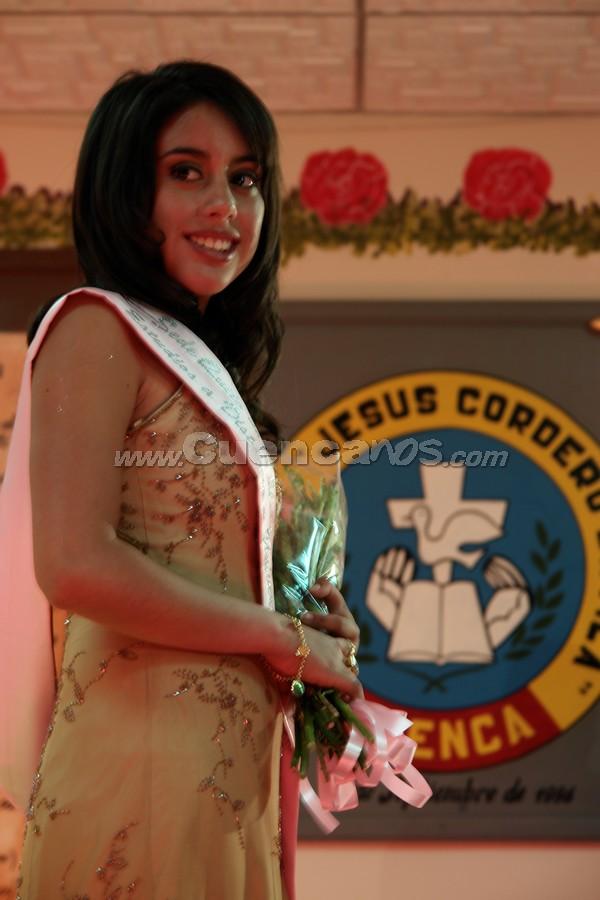 Andrea Marilú Palacios candidata a Morlaquita 2008 .-