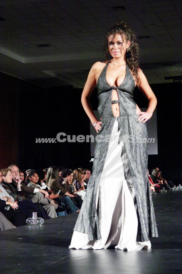 Fashion Week 2008 .- En el centro de Convenciones del Mall del Río se realizo el Fashion Week 2008, donde todo el público presente disfruto de los exclusivos diseños de Luís Arboleda