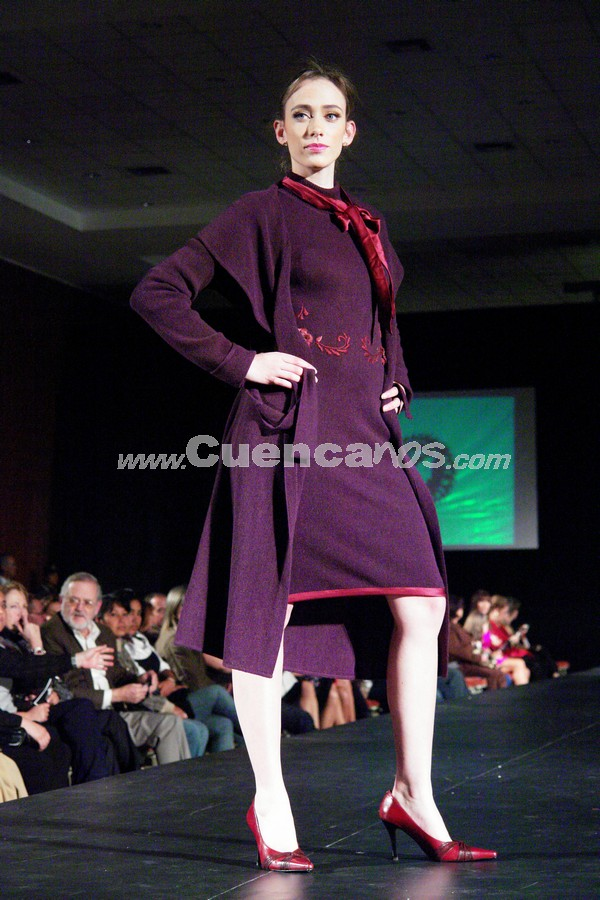 Fashion Week 2008 .- En el centro de Convenciones del Mall del Río se realizo el Fashion Week 2008, donde todo el público presente disfruto de los exclusivos diseños de Lucía Palacios.