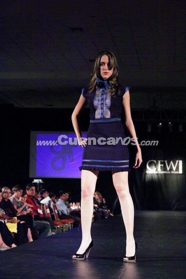 Fashion Week 2008 .- En el centro de Convenciones del Mall del Río se realizo el Fashion Week 2008, donde todo el público presente disfruto de los exclusivos diseños de Gabriela Valdivieso.