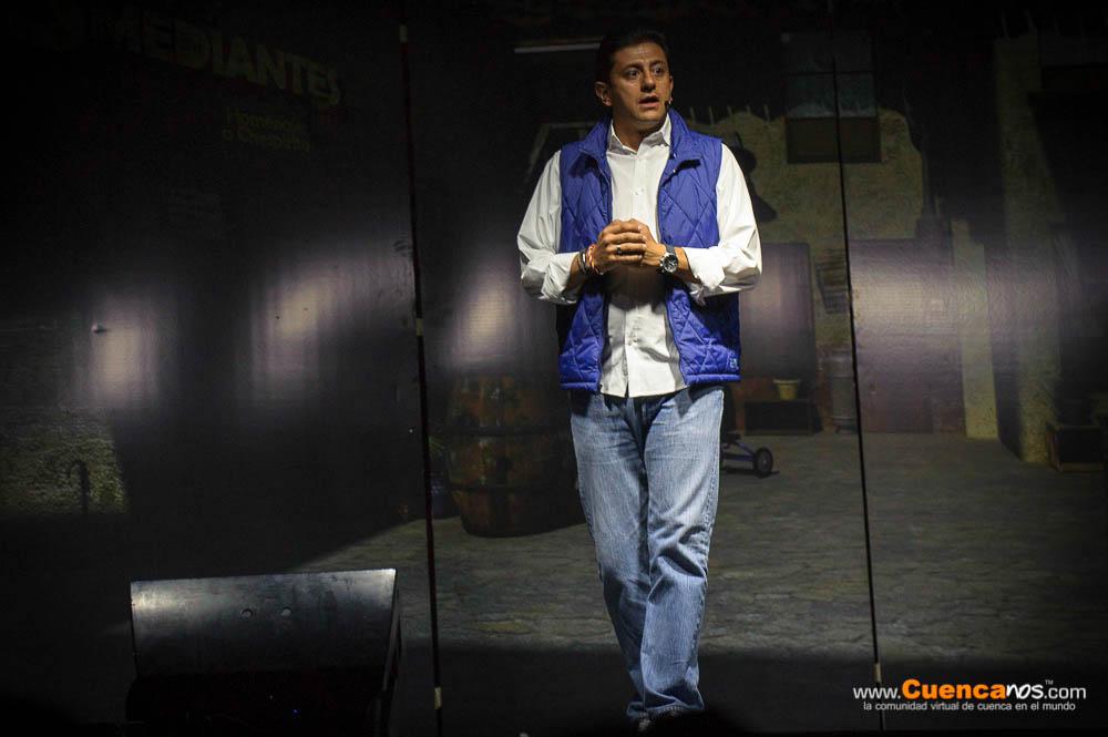 5Mediantes II Edicion<br>Jaime Andres Lopez .- Jaime Andres Lopez: Dedicado al teatro, pero sobretodo al género de la narración oral escénica, desde 1990; y desde el 2004 concentrado en el género de la Stand up Comedy; desde entonces haciendo shows y presentaciones llenas de humor y amor...(imaginación y otras hierbas)..