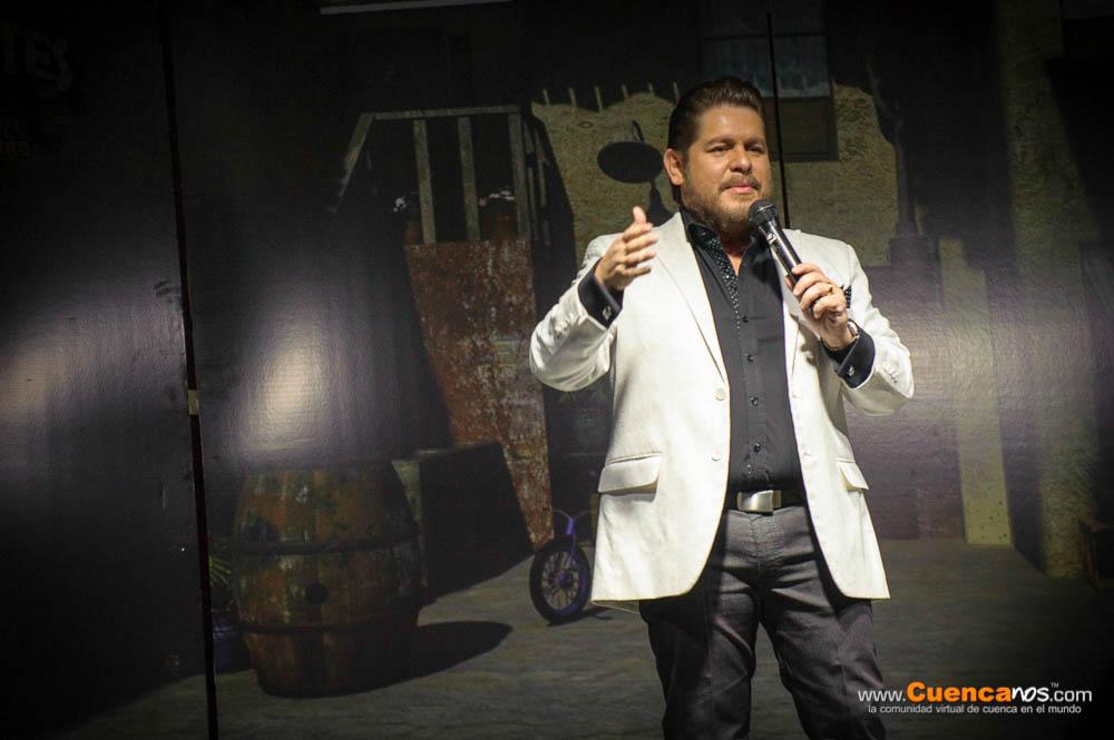 5Mediantes II Edicion<br>Francisco Pinoargotti .- Francisco Pinoargotti: Pionero de los monólogos en Ecuador, se caracteriza por llevar una puesta en escena llena de humor, música, juego de luces, imitaciones de artistas y chistes picarescos que son del deleite el público. Todo esto y más lo convierten en el