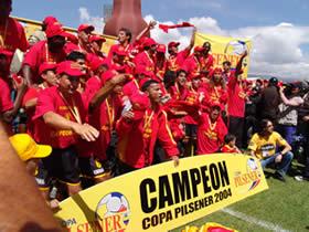 Cuenca Campeón 2004