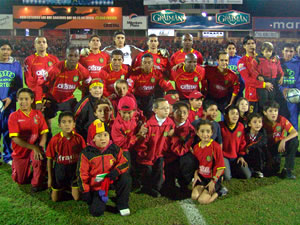 Aucas Temporada 2005