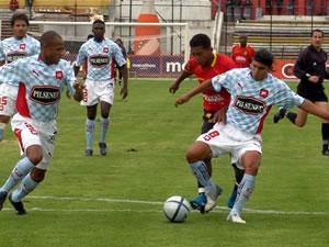 Deportivo Quito Temporada 2005