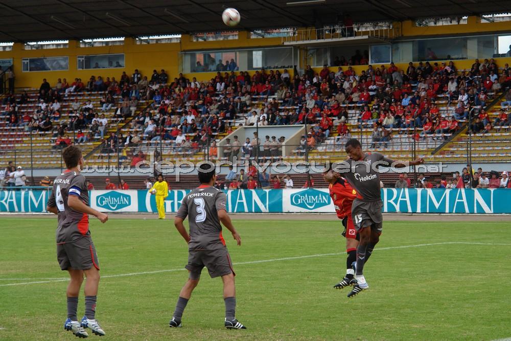 Liga de Quito (25 de julio de 2008)