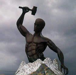 Monumento a Dios Vulcano