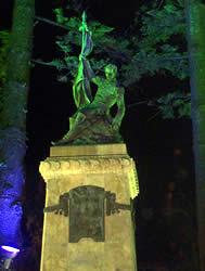 Monumento a Abdón Calderón