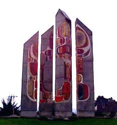 Monumento Los Totems