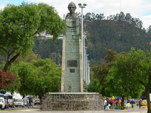 Monumento a Fray Vicente Solano