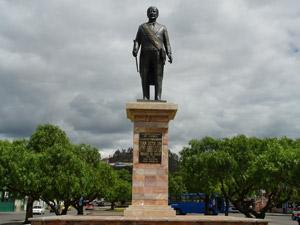 Monumento a Antonio Borrero