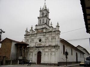 Iglesia de Todos Santos