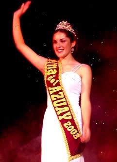 Reina del Azuay 2003