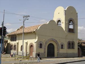 Iglesia El Vergel