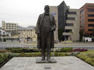 Monumento a Jose Peralta