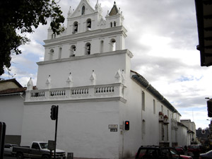 Iglesia Las Conceptas