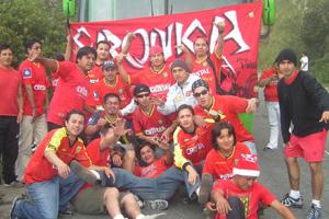Crónica Roja Barra Oficial del Club Deportivo Cuenca