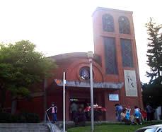 Iglesia Virgen de Bronce