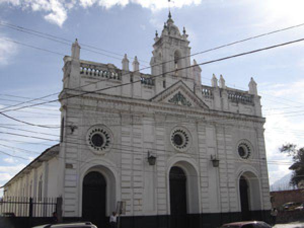 Iglesia Corazón de Jesús