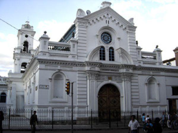 Iglesia El Sagrario o Catedral Vieja
