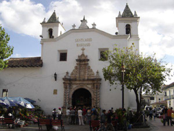 Iglesia El Carmen de la Asunción