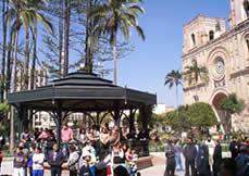 Parque Calderón