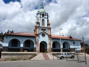 Iglesia Carmen del Guzho