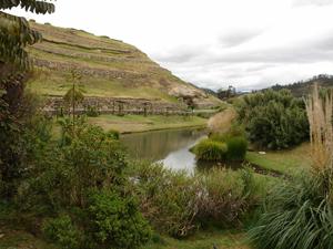 Parque Arqueológico Pumapungo