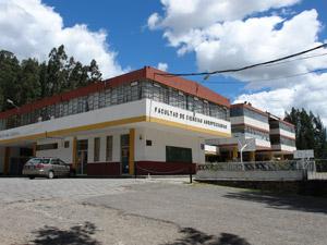 Facultad de Agronomia - Universidad de Cuenca