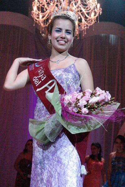 Reina del Azuay 2008