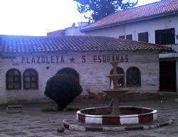 Plazoleta El Vecino