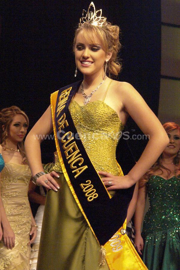 Reina de Cuenca 2008