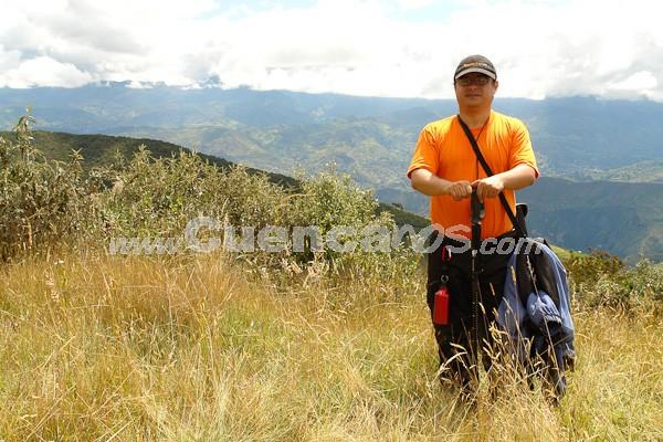 Caminata al Aguarongo