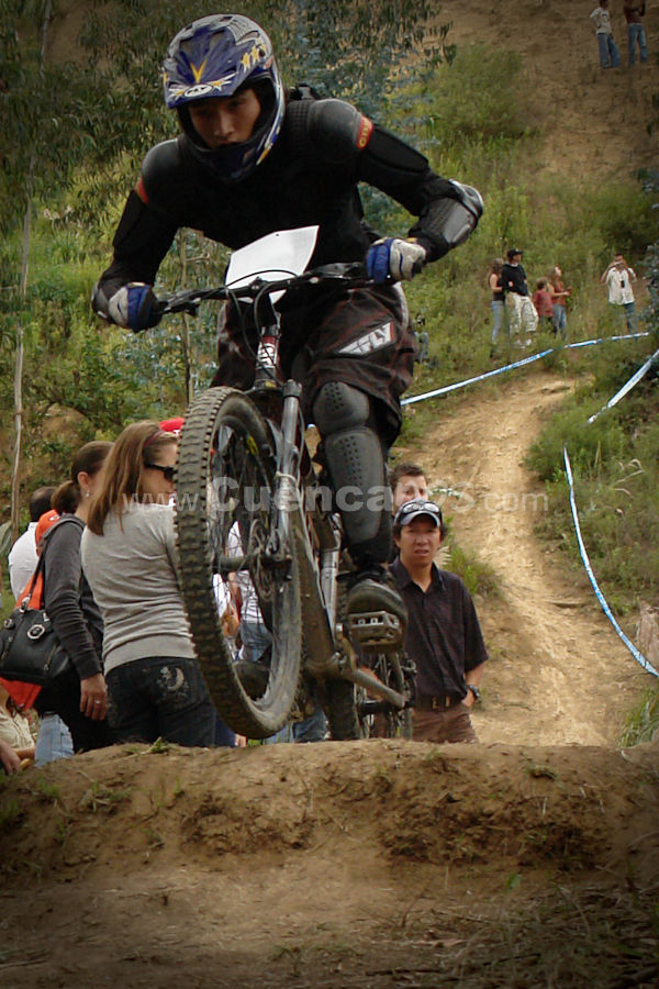 Downhill Mountain Bike 1 de Marzo del 2009