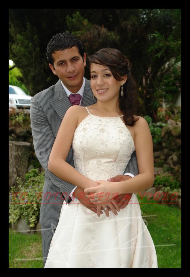 Adriana Monsalve Esposo Boda Alberto Alvarado y