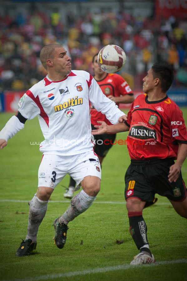 Deportivo Cuenca vs Caracas FC 7 de Mayo 2009