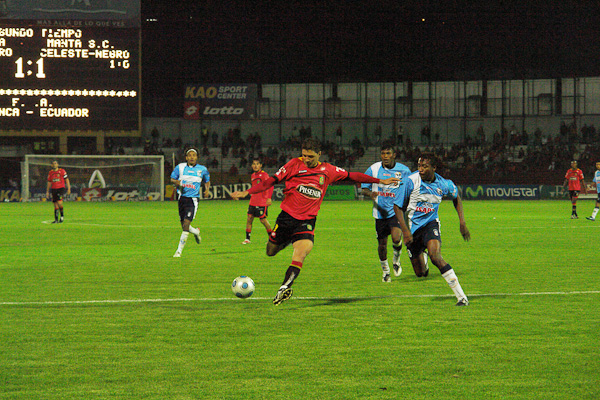 Deportivo Cuenca vs Manta 27 de Mayo del 2009