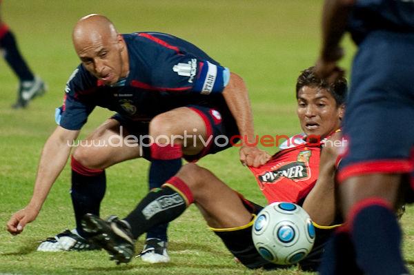 Deportivo Cuenva vs Nacional 24 de Julio del 2009